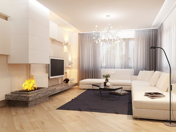 Дизайн проект квартиры в москве недорого